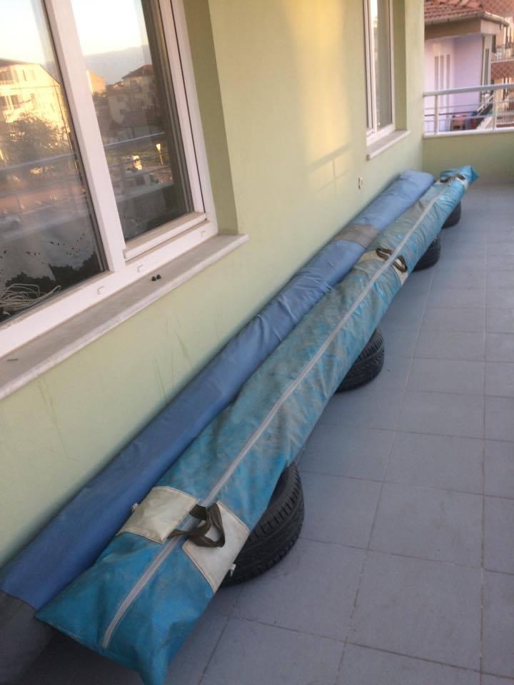 Deltakanat taşıma ve depolama2